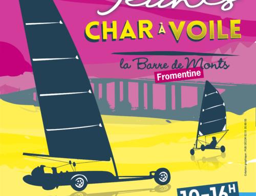 Championnats de France Jeunes de Char à Voile